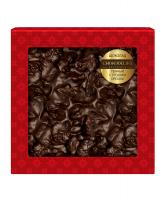 Шоколад темный с грецким орехом, 80 гр, блистер