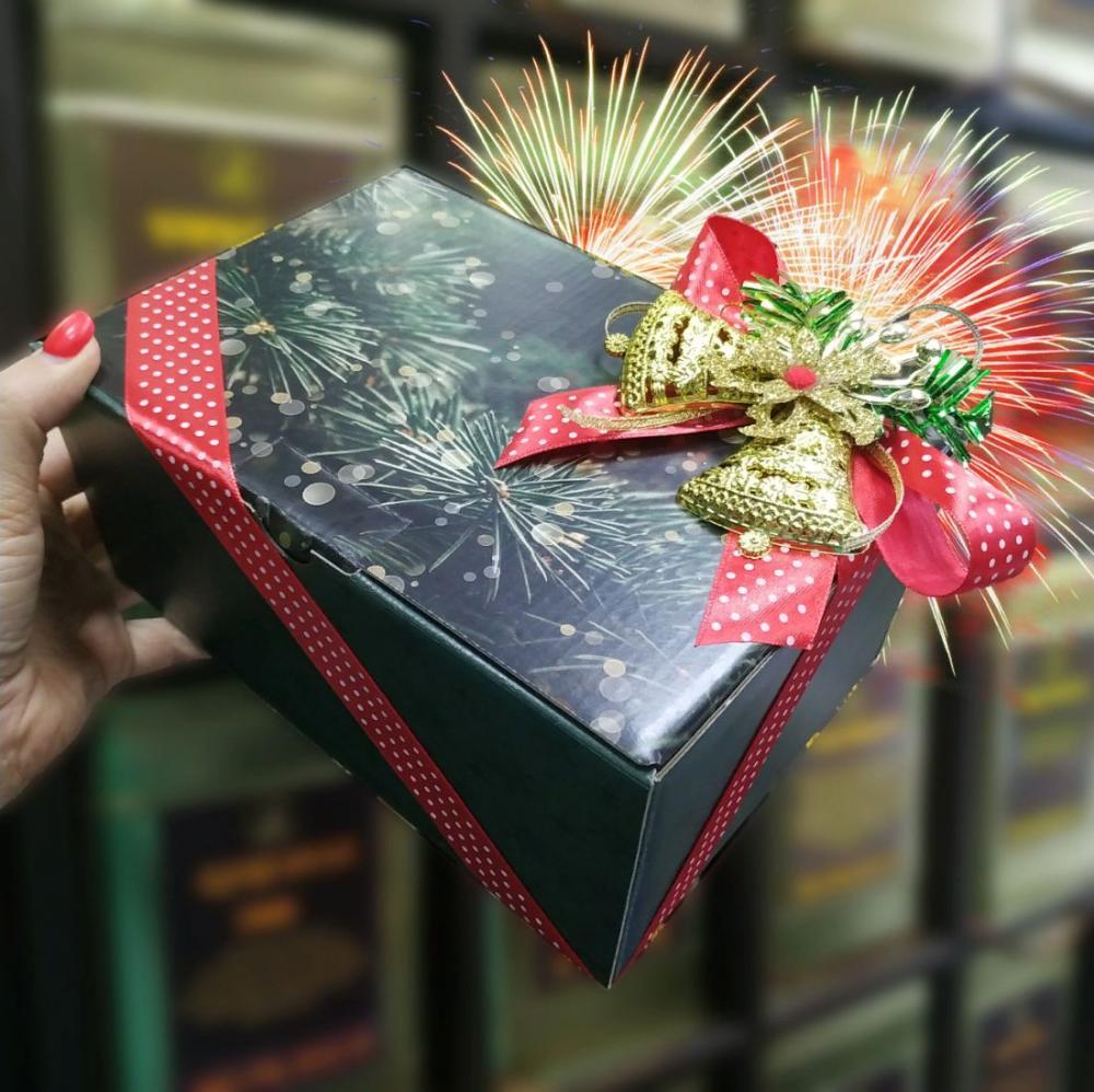 Подарок новогодний Сказочный лес