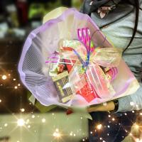 Чайный новогодний букет Золушка_3