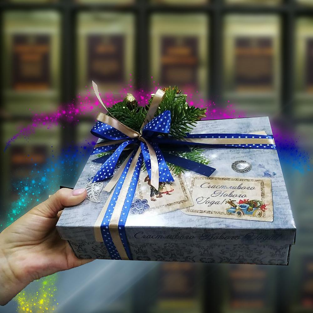 Подарок Новогодняя посылка №2
