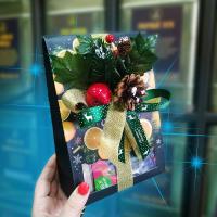 Подарок новогодний Дарите счастье_2