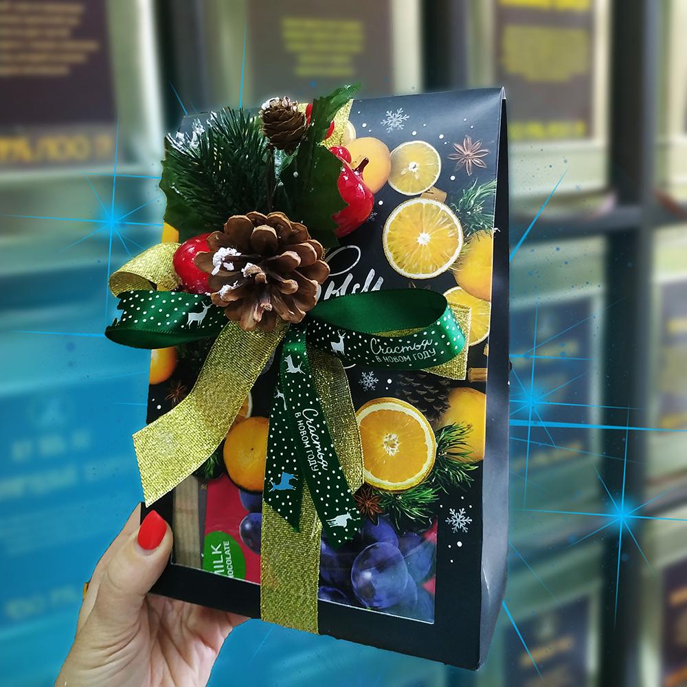 Подарок новогодний Дарите счастье