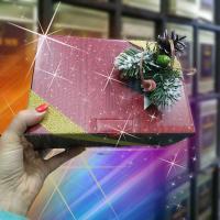 Подарок новогодний Красный бархат_1
