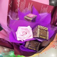 Чайный подарок Фиолетовая страна_4