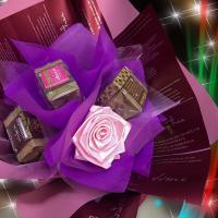 Чайный подарок Фиолетовая страна_3
