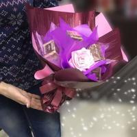 Чайный подарок Фиолетовая страна