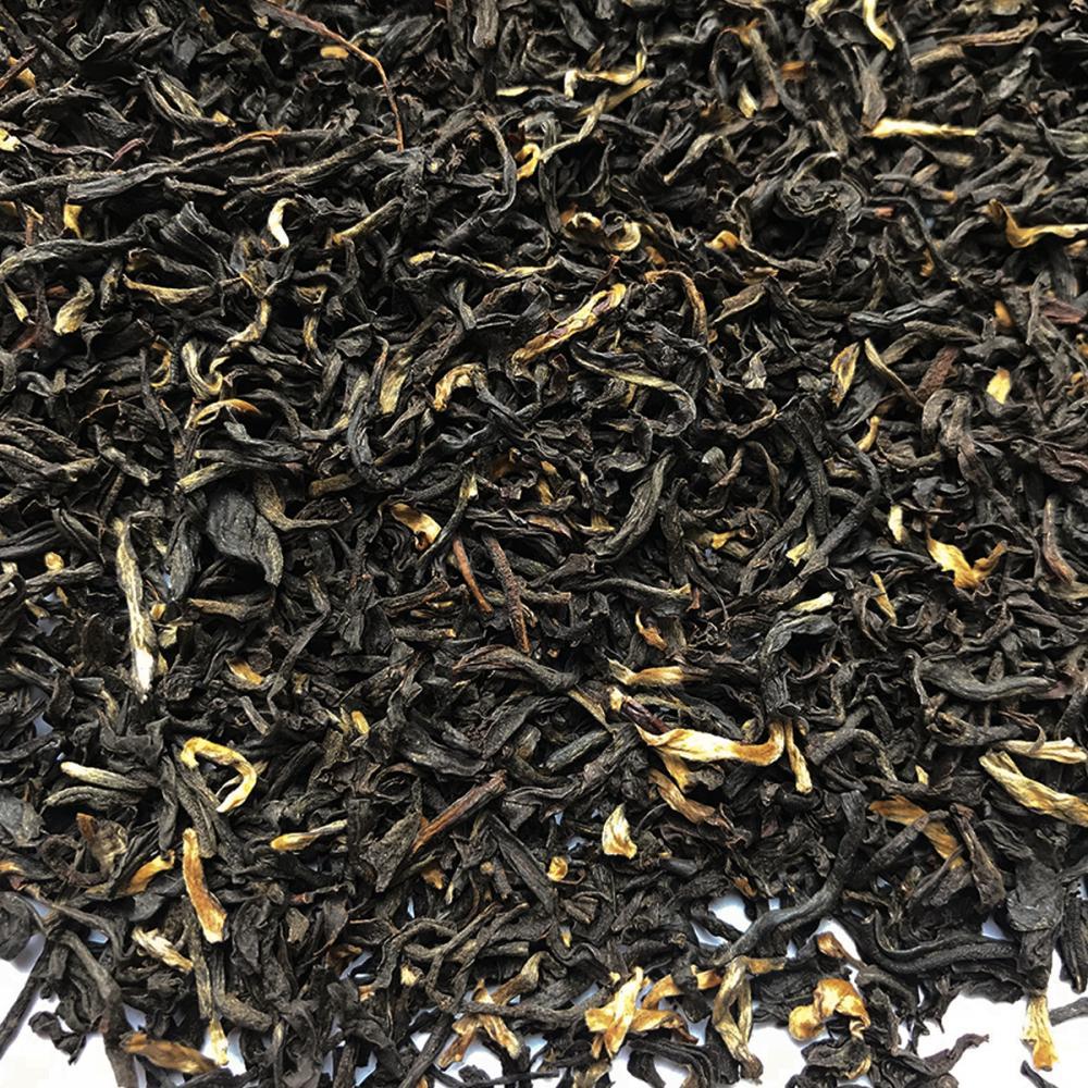 Черный чай Ассам Чубва TGFOP1