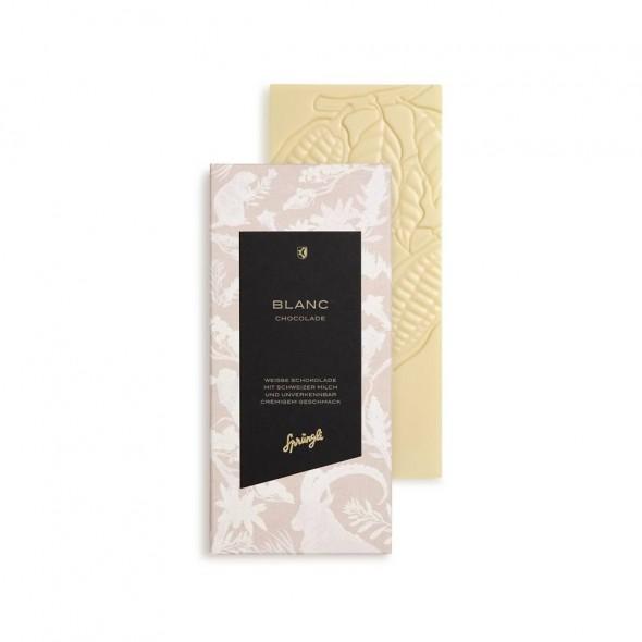 Шоколад белый SPRUNGLI, 100 гр