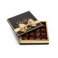 Трюфели Grand Cru ассорти темный шоколад SPRUNGLI, 165 гр