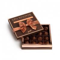 Трюфели Cru Sauvage Bolivia ассорти темный шоколад SPRUNGLI, 160 гр