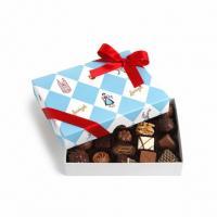 Шоколадные конфеты пралине, трюфели Limmat 20шт, SPRUNGLI, 250гр