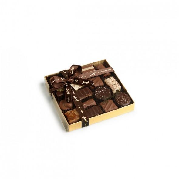 Шоколадные конфеты пралине Liliput Mini-Pralines 16шт SPRUNGLI, 105гр