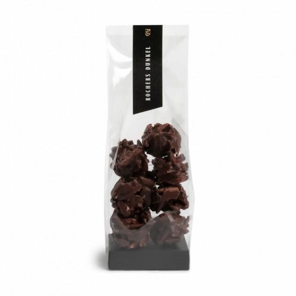 Миндаль в темном шоколаде Bag of Almond Cluster (dark chocolate) 9шт SPRUNGLI, 100гр