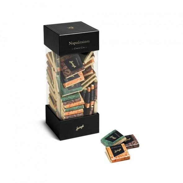 Шоколад ассорти  Grand Cru Napolitaines SPRUNGLI, 300гр