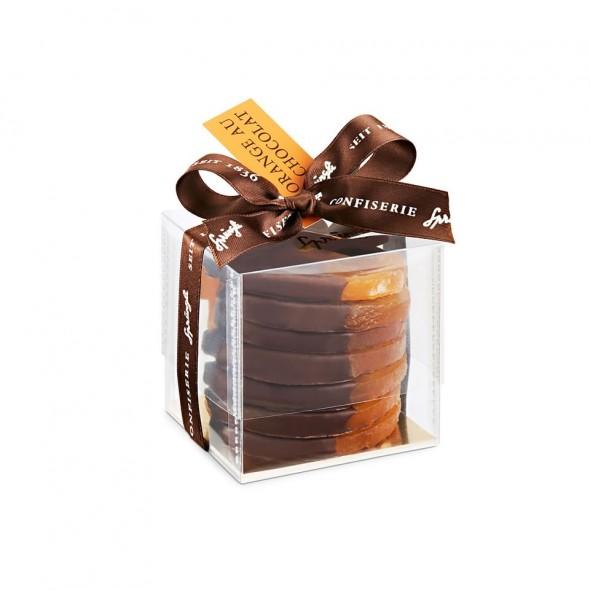 Апельсин в темном шоколаде Orange Slices SPRUNGLI, 170гр