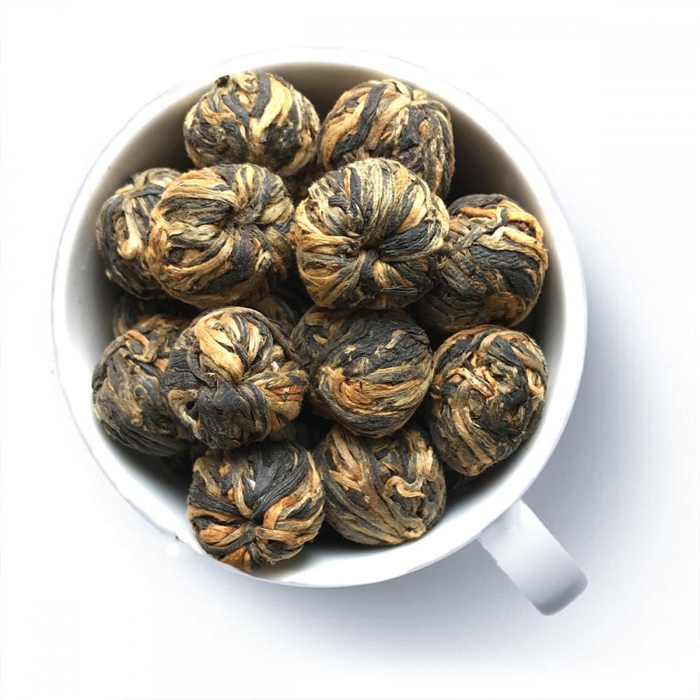 Чай красный Хун Лун Чжу (красная жемчужина)