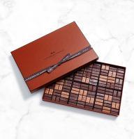 Шоколадные конфеты пралине, ганаш Coffret Maison Dark and Milk 144шт LA MAISON, 1000гр