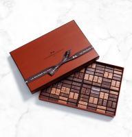Шоколадные конфеты пралине, ганаш Coffret Maison Dark and Milk 112шт LA MAISON, 785гр