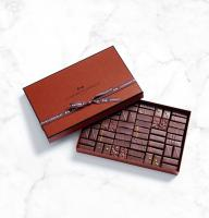 Шоколадные конфеты пралине, ганаш Coffret Maison Dark 60шт LA MAISON, 415гр