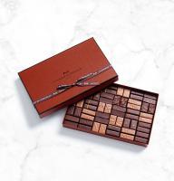 Шоколадные конфеты пралине, ганаш Coffret Maison Dark and Milk 60шт LA MAISON, 420гр
