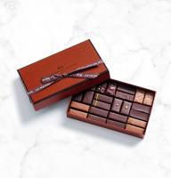 Шоколадные конфеты пралине, ганаш Coffret Maison Dark and Milk 24шт LA MAISON, 168гр