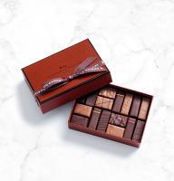 Шоколадные конфеты пралине, ганаш Gesture Gift Box 16шт LA MAISON, 112гр