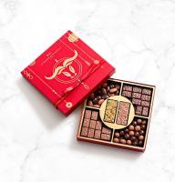 Шоколадные конфеты пралине, ганаш Chinese New Year Gift Box LA MAISON, 305гр
