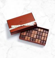 Шоколадные конфеты пралине Pralins Gift box 40шт LA MAISON, 296гр