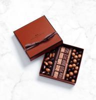 Шоколадные конфеты пралине, сушеные фрукты Craquant Treat Gift Box 45шт LA MAISON, 240гр