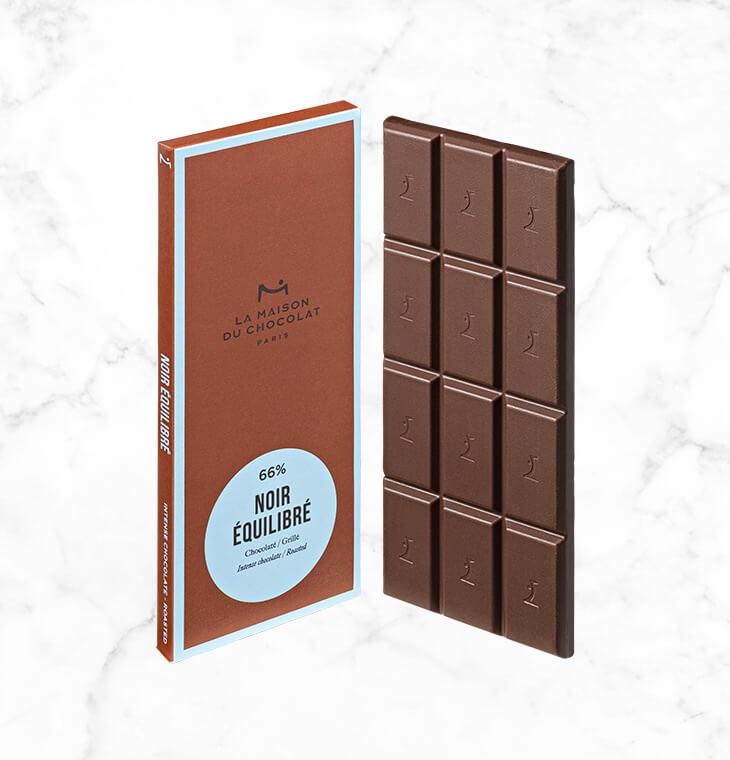Шоколад Noir Equilibre 66% LA MAISON, 75гр
