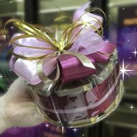 Чайный подарок торт Флоренция_1