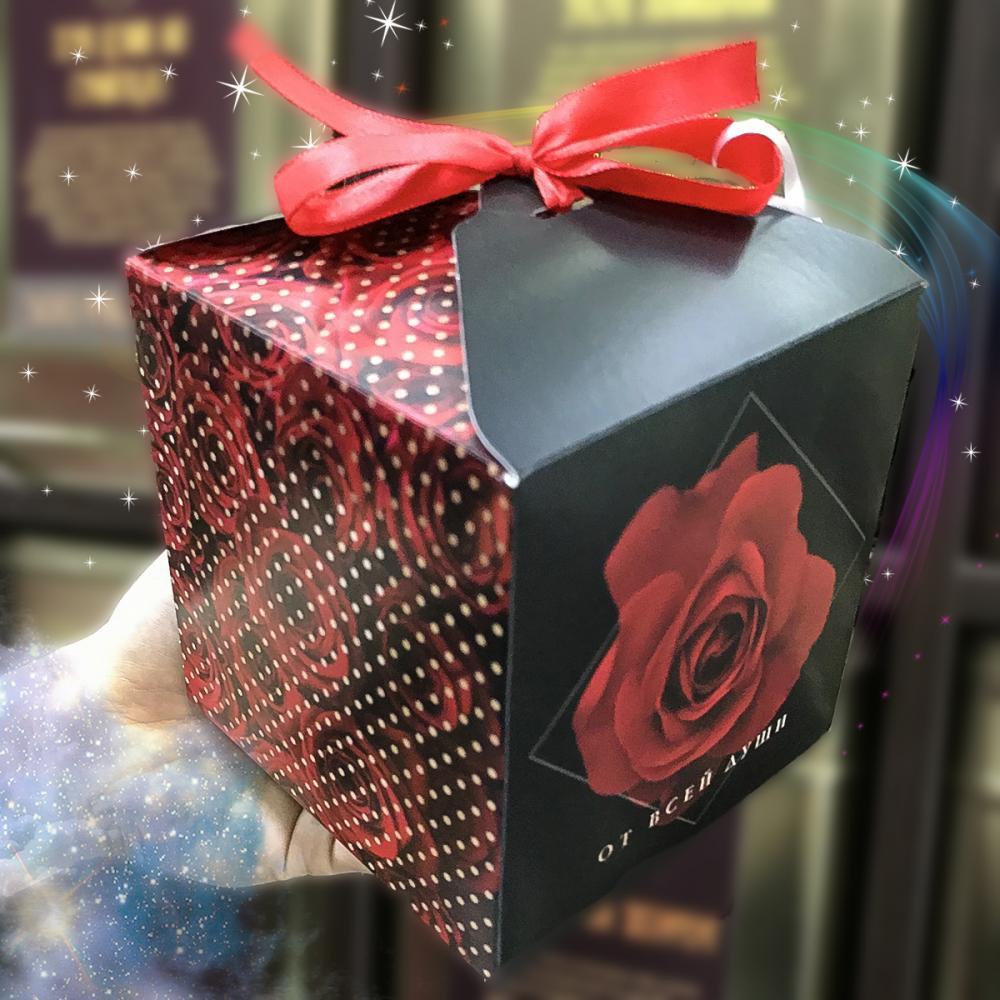 Чайный подарок Дикая роза