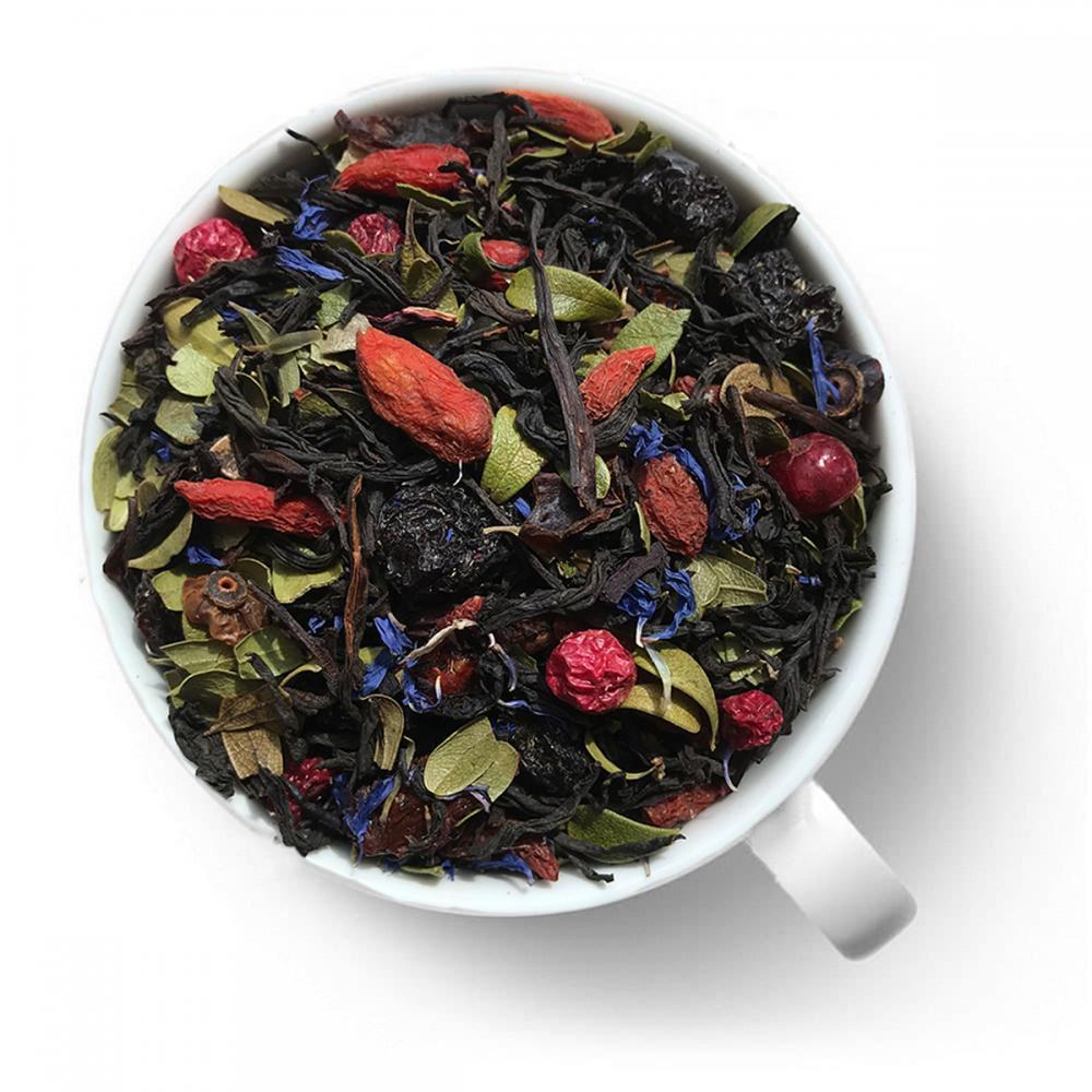 Чай черный Спелый Барбарис