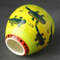 Калабас ящерицы, керамика, 250мл_2