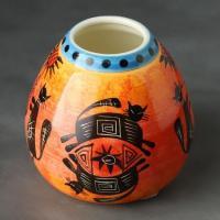 Калабас котики, керамика, 250мл_1