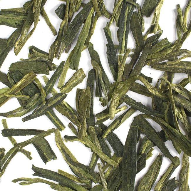Зеленый чай Лун Цзин (Колодец Дракона)