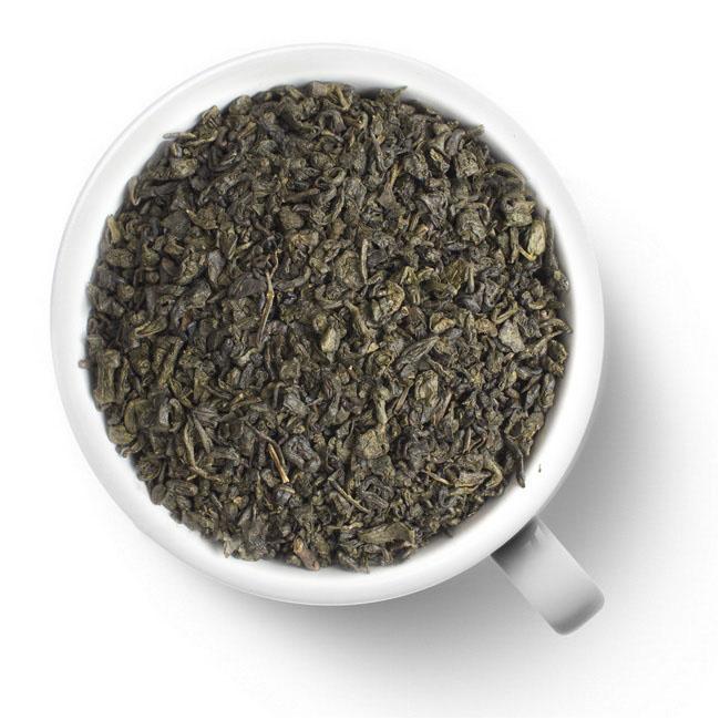 Зеленый чай Ганпаудер (Порох)