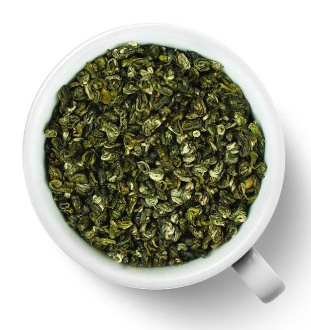 Зеленый чай Лу Инь Ло (Изумрудный Жемчуг)