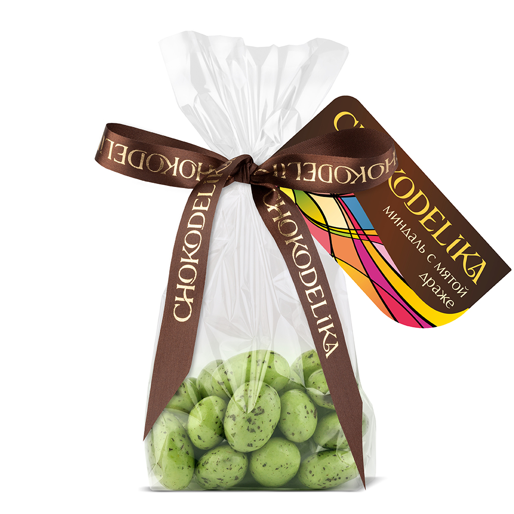 Драже шоколадные