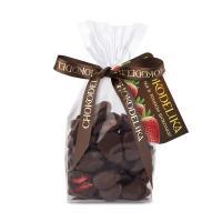 Клубника в темном шоколаде