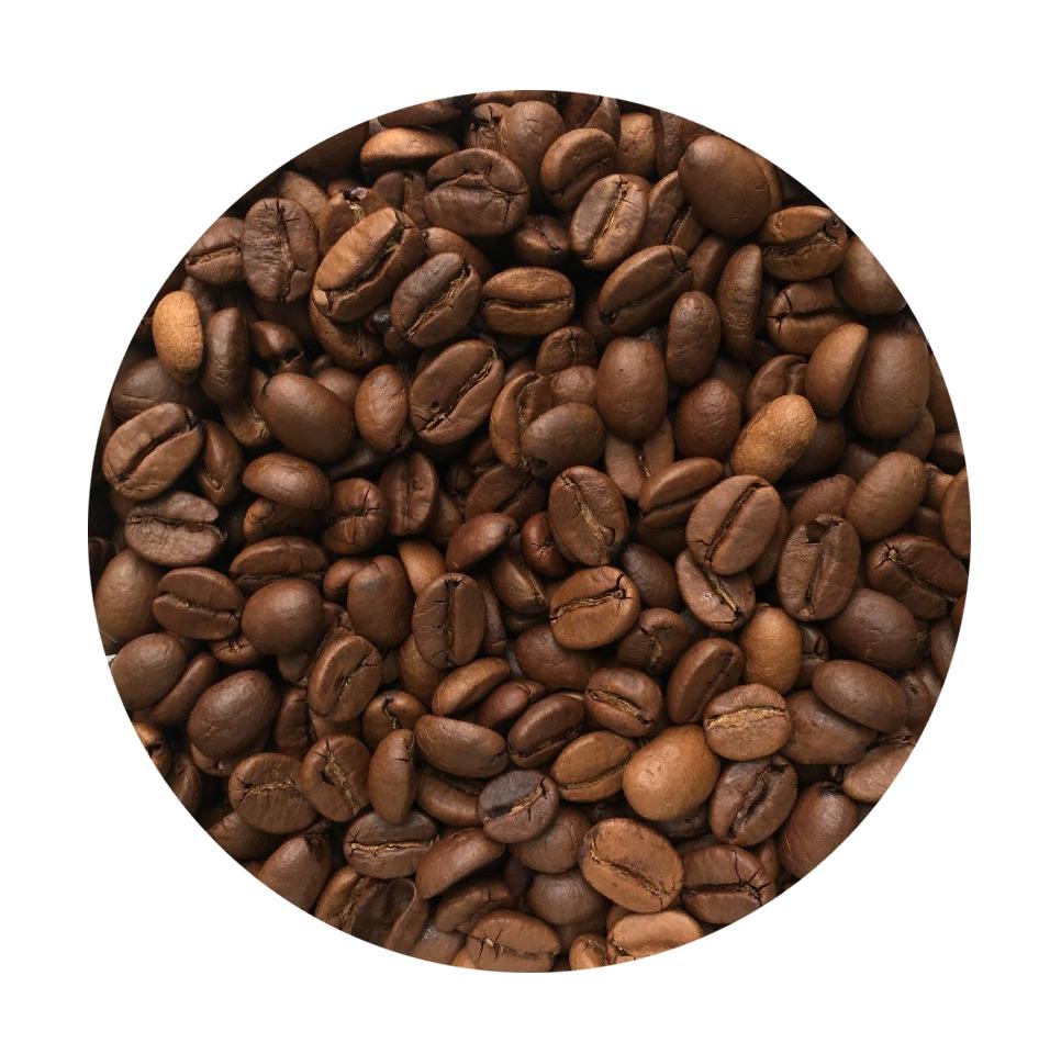 Зерновой кофе Индия Муссон Малабар