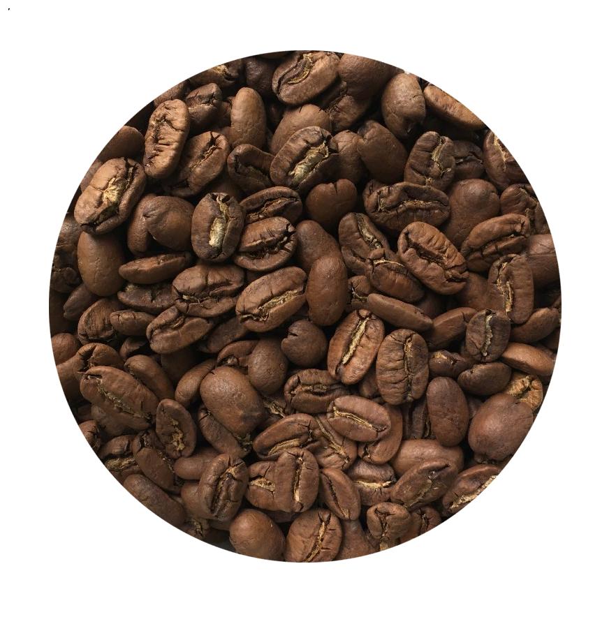 Зерновой кофе Колумбия Марагоджип