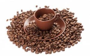 Зерновой кофе Шоколадный апельсин_1