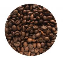 Зерновой кофе Шоколадный апельсин_0