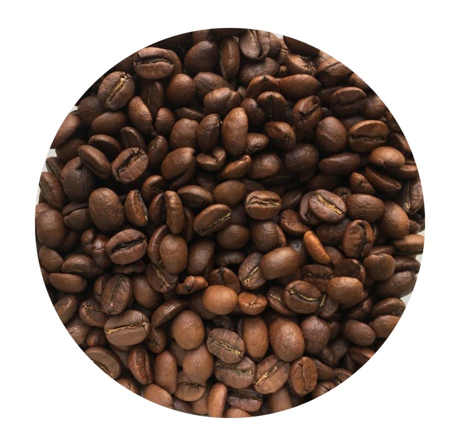 Зерновой кофе Миндаль
