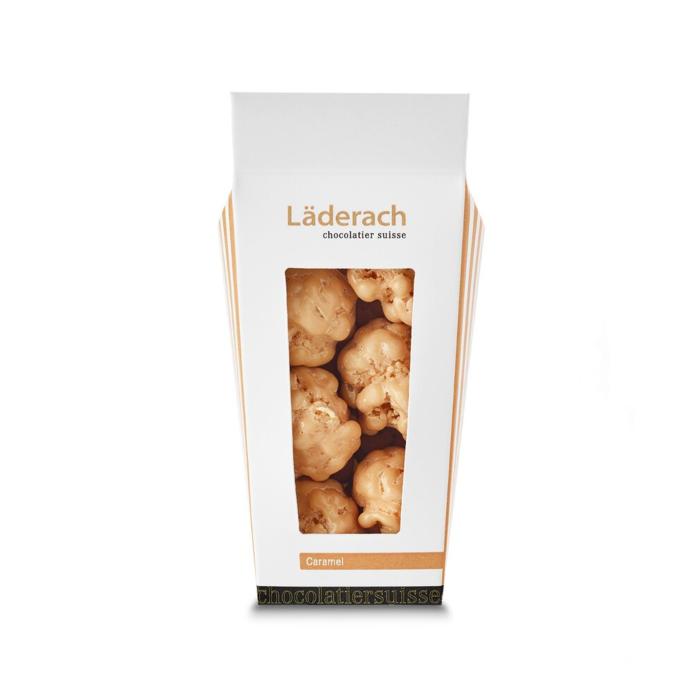 Попкорн (карамель) Popcorn Caramel Mini LADERACH, 25г