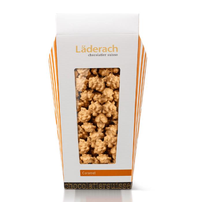 Попкорн (карамель) Popcorn Caramel Max LADERACH, 450г