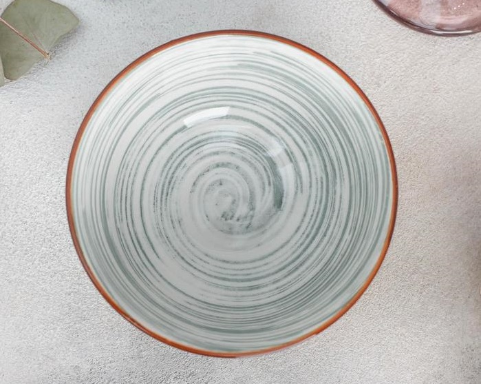 Пиала керамическая Искушение, 310мл