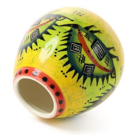 Калабас дикобразы керамика, 250мл