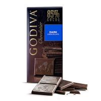 Шоколад темный 85% GODIVA, 100 гр